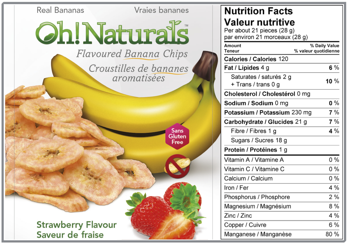 Natural Banana Oil